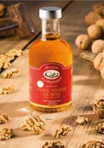 huile de noix moulin de la veyssiere