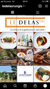 Instagram Le Delas